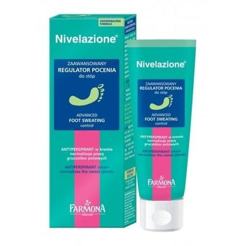 NIVELAZIONE krem Regulator Pocenia 75ml