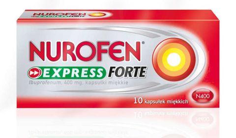 NUROFEN Express Forte x 10 kapsułek