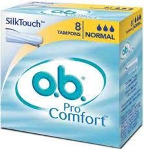 OB NORMAL x 8 tamponów