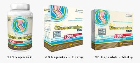 OLIMP Gold Glucosamine x 60 kapsułek