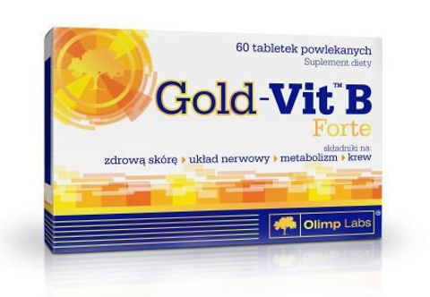 OLIMP Gold Vit B Forte x 60 tabletek