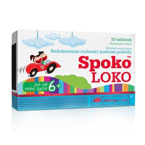 OLIMP Spoko Loko x 10 tabletek