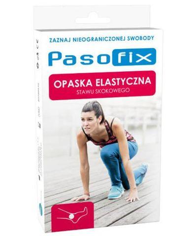PASO-FIX Opaska elastyczna stawu skokowego rozmiar M x 1 sztuka