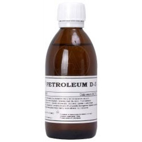 PETROLEUM D-5 Nafta do picia 100ml