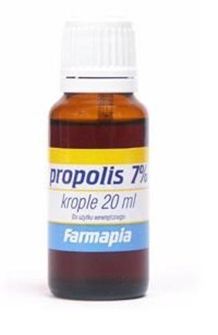 PROPOLIS 7% krople 20ml
