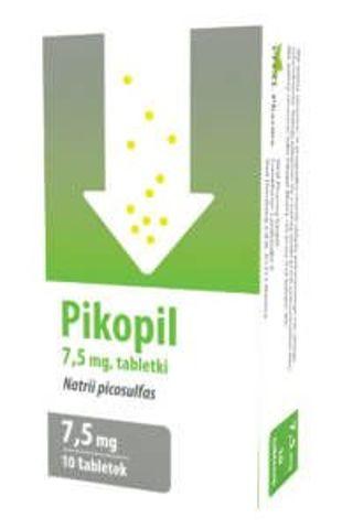 Pikopil 7,5mg x 10 tabletek