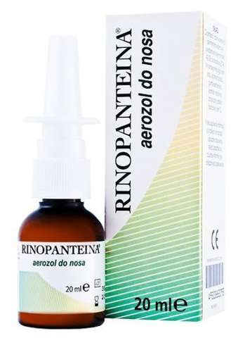 RINOPANTEINA Aerozol do nosa 20ml