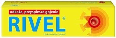 RIVEL 0,5% żel 100g
