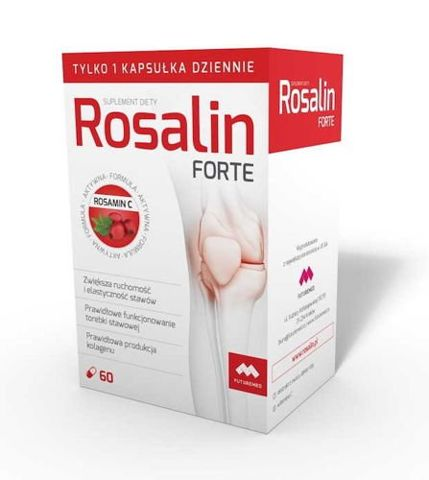 Rosalin Forte x 60 kapsułek