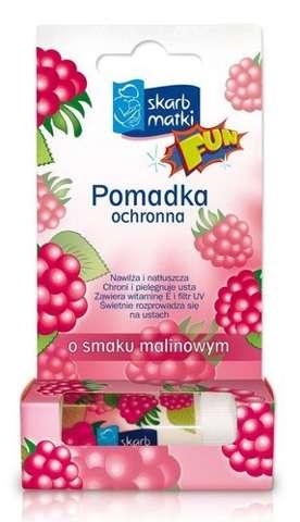 SKARB MATKI Pomadka ochronna dla dzieci 1szt.