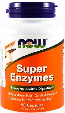 Super Enzymes x 90 kapsułek