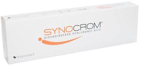 Synocrom 20mg/2ml ampułkostrzykawka 1szt