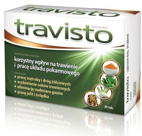 TRAVISTO x 30 tabletek