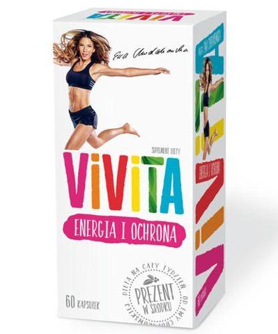 ViVita Energia i Ochrona x 60 kapsułek