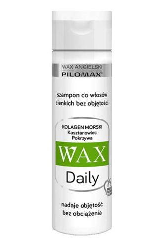 WAX Pilomax Daily szampon do włosów cienkich 200ml