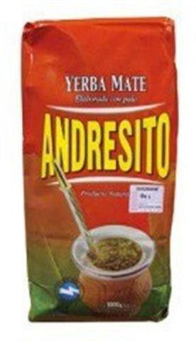 Yerba mate Andresito 500g