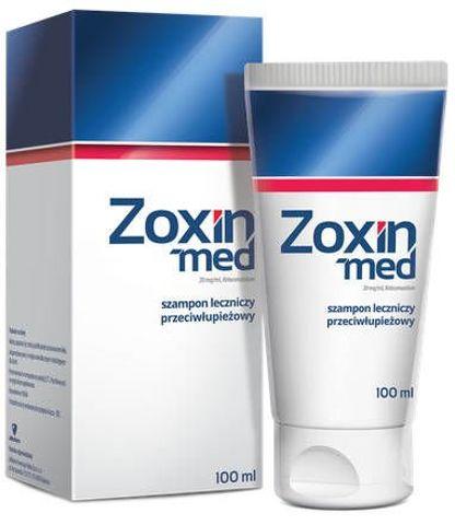 ZOXIN-MED Szampon leczniczy 60ml